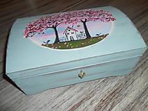 Krabičky - Home sweet home - 6485000_