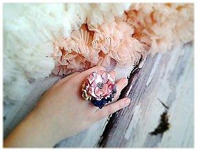 Prstene - Prsteň - lesná víla - 6490950_