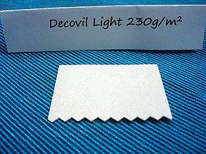 Textil - Decovil Light (tenký) 230g/m2 - 6488574_