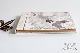 "Papiernictvo - Notes "" Friends Are Gift"" / na zákazku :) - 6488333_"