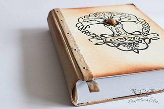 """Papiernictvo - Diary """" Odin Life"""" / na zákazku:) - 6489027_"""