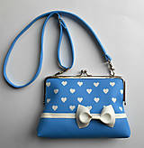 Detské tašky - bledomodrá - 6490887_