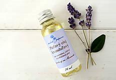 Drogéria - Pleťový olej levanduľový (24 ml) - 6495579_