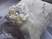 - svadobný vankúšik v maslovom - 6494585_