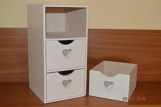 Krabičky - Kazeta 3-zásuvková - 6495213_
