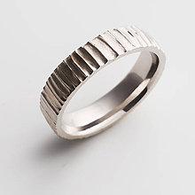 Prstene - Ručne vypracovaný prsteň Sabatoni - 6494851_
