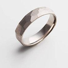 Prstene - Ručne vypracovaný prsteň Izar - 6494859_