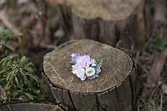 """Ozdoby do vlasov - Kvetinová gumička do vlasov """"prebudenie víly"""" - 6495003_"""