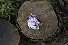 """Ozdoby do vlasov - Kvetinová gumička do vlasov """"prebudenie víly"""" - 6495004_"""