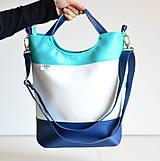 Kabelky - Sunset Girl Blue Variation - 6498542_