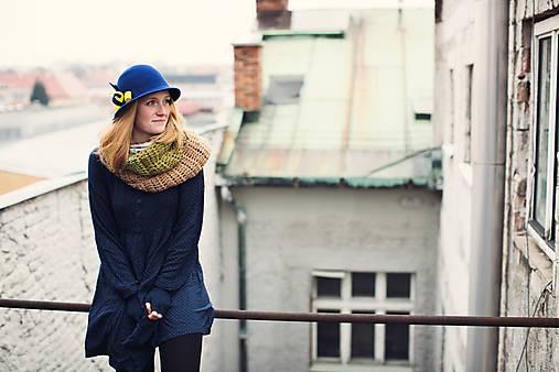 4e8ff1a5c Dámsky klobúk kolekcia SOURIRE / alatedesign - SAShE.sk - Handmade ...