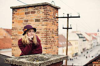 Čiapky - Dámsky klobúk kolekcia SOURIRE - 6496011_