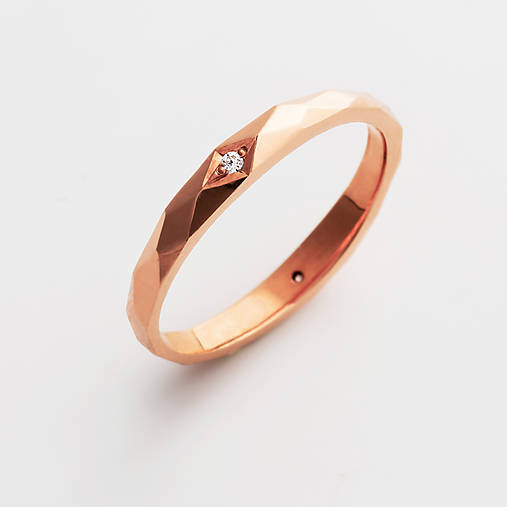Prstene - Ručne vypracovaný prsteň Aludra - 6498011_
