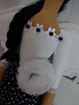 Bábiky - Čiernobiela - 6500399_