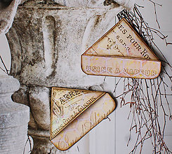 Papiernictvo - Francúzske záložky DELIGHT - 6500451_