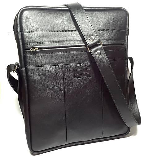 b4812ba282c0 Kožená taška SPORT2 - XL (na 13