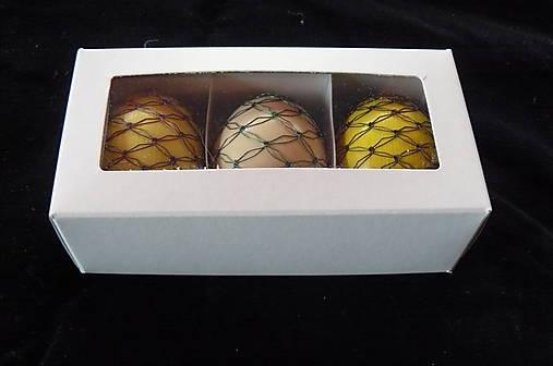 Darčeková krabička na 3 kraslice