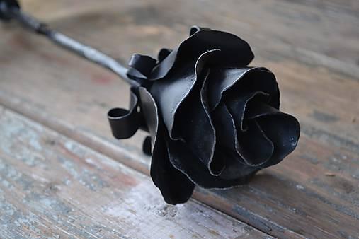 Kovaná ruža