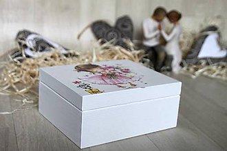 Krabičky - HM - Krabička 4 priehradková - 6512864_