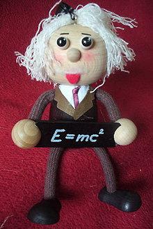 Hračky - Einstein na strunke - 6511456_