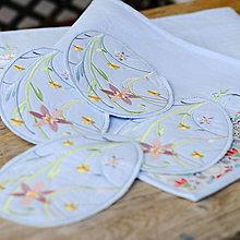 Úžitkový textil - Veľkonočné prestieranie - 6510371_