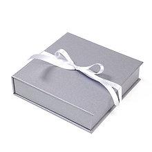 Papiernictvo - Krabička na foto a flešku
