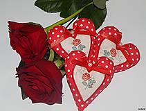 - Srdiečka s ružičkou - 6508531_