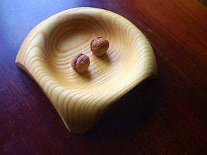 Nádoby - Jaseňová miska v modernom dizajne - 6511595_