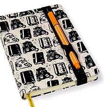 Papiernictvo - Zápisník A6 Na cesty - 6512423_