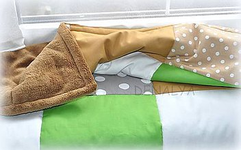 Textil - DEKA 70x90cm SKLADOM - 6514592_