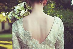 Šaty - Svadobné šaty na mieru_Viktória - 6517305_