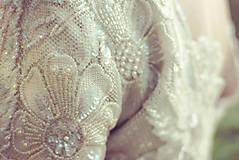Šaty - Svadobné šaty na mieru_Viktória - 6517307_