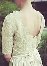 Šaty - Svadobné šaty na mieru_Viktória - 6517308_