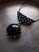 Náhrdelníky - Kafé doping náhrdelník - 6515179_