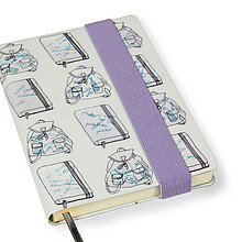 Papiernictvo - Zápisník A6 Zbalené - 6515039_