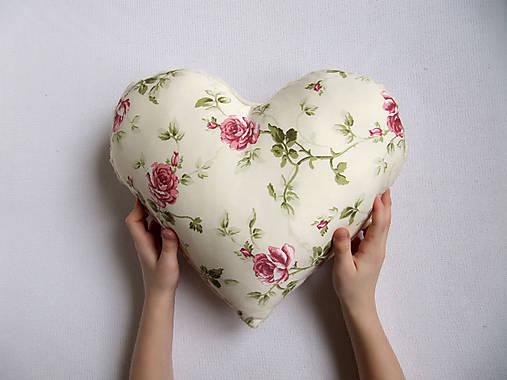 ruže v srdci...