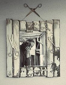 Zrkadlá - Zrkadlo - Edward ScissorHand - 6520701_