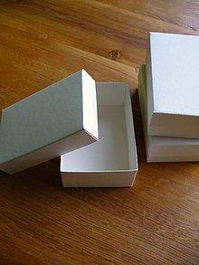Krabičky - podlhovastá krabička - 6519656_