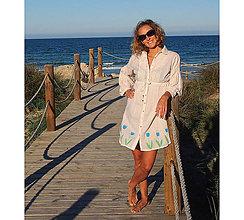Šaty - Tulip dress - zľava 15% - 6519741_