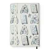 Papiernictvo - Zápisník A5 Zbalené - 6519398_