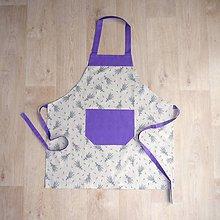 Iné oblečenie - zástera nielen na varenie... - 6524502_