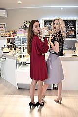 Šaty - Cyklámenky - šaty  - 6523312_