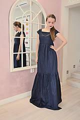 - Kráľovsky modré šaty  - 6523852_