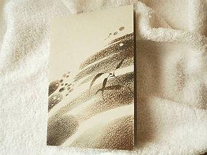 Papiernictvo - Pohľadnica, smútočné oznámenie 2 - 6522174_