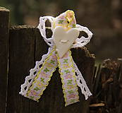Pierka - Pierko ľudové žlté - 6529006_