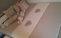 prehoz na posteľ HOME - prešívaný rozmer 140x200cm