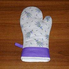 Úžitkový textil - chňapka rukavička - 6528186_