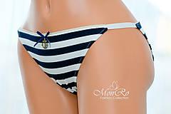 Bielizeň/Plavky - Dámske nohavičky string - 6525594_
