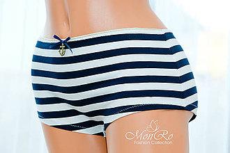 Bielizeň/Plavky - Dámske nohavičky Boxerky - 6528708_