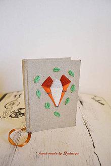 Papiernictvo - Líška v lese - 6529755_